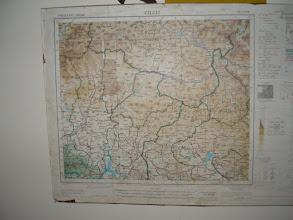 Photo: mapa oblasti