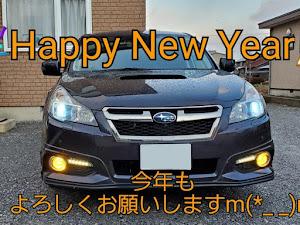 レガシィB4 BMG 2.0 GT DIT アイサイト 4WDのカスタム事例画像 青森県のタイプゴールドさんの2020年01月01日00:30の投稿
