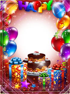 Birthday Frame Photo Maker Apps Bei Google Play