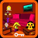 Brown Living Room Escape icon