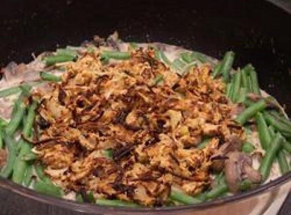 Scratch Green Bean Casserole Recipe