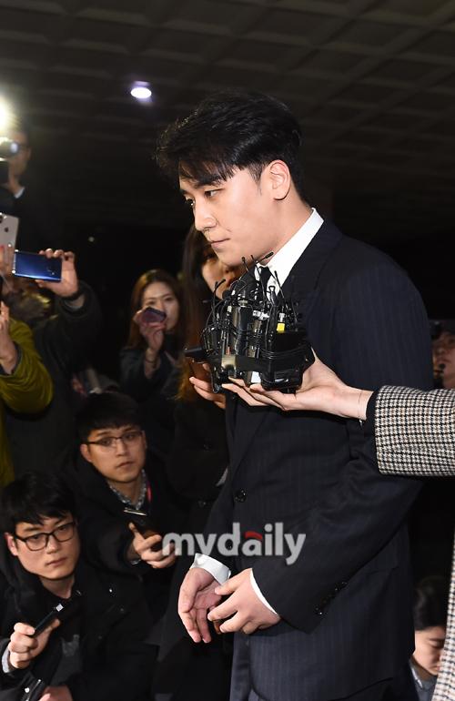 seungri angry news 2