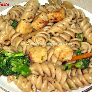 Vegan Pasta With Tofu Recipes.