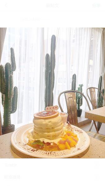 2個人吃這樣份量剛好:) 舒芙蕾好吃、早午餐法式吐司鬆軟👍