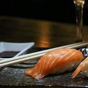 Sweet Salmon with Kombu & Sesame