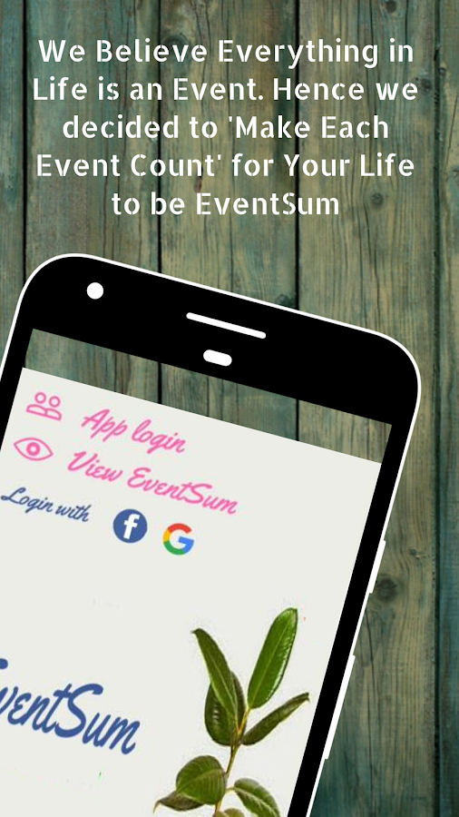EventSum -  Group Social Payment Transfer Wallet- screenshot