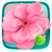Flower Blossom Keyboard Theme