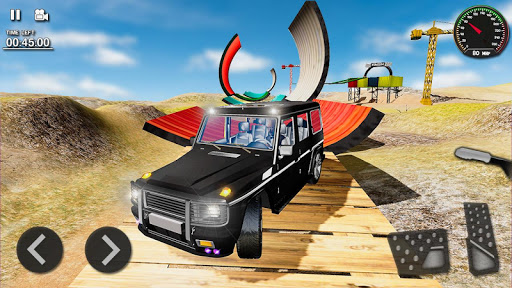Prado Car Driving - A Luxury Simulator Games apktram screenshots 12