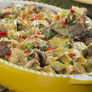 Southwest Breakfast Casserole Recipe