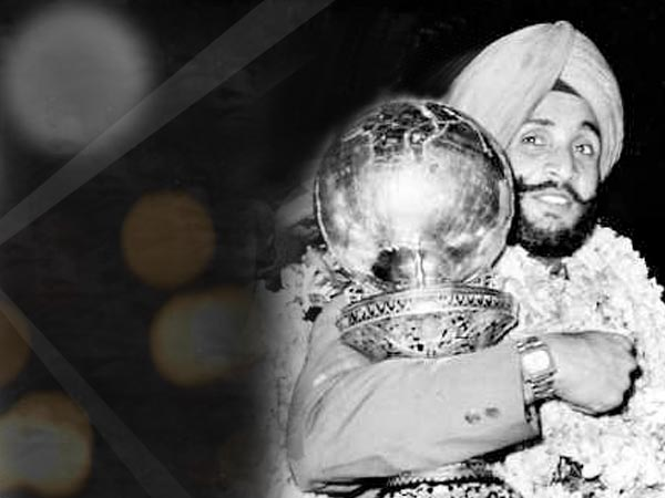 Ajit Pal Singh Indian hockey