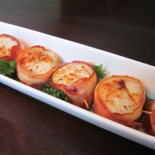 Red Lobster Scallops & Bacon