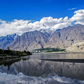 skardu  by Mohsin Raza - Landscapes Mountains & Hills (  )
