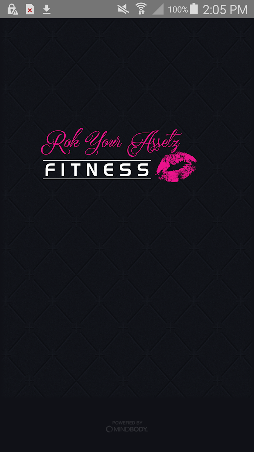 Rok Your Assetz Fitness Studio- screenshot