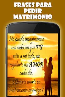 Frases Para Pedir Matrimonio Apps On Google Play