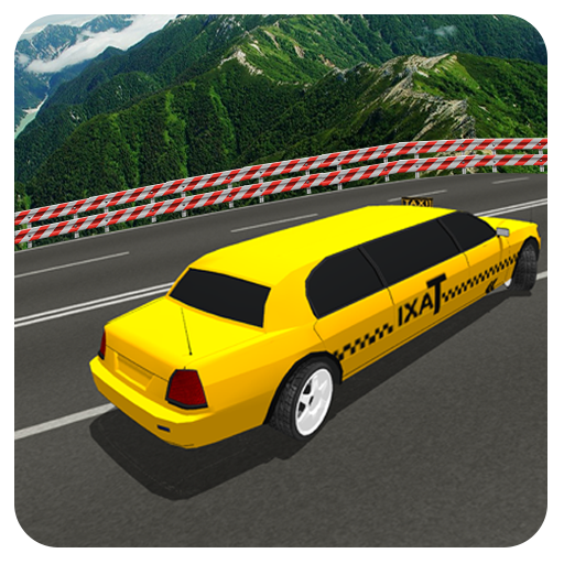 Offroad Limo Taxi Driving Hill Station