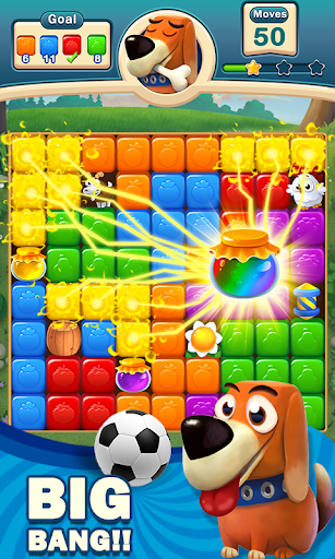 Fruit Cubes Blast - Tap Puzzle Legend 1.1.6 screenshots 5
