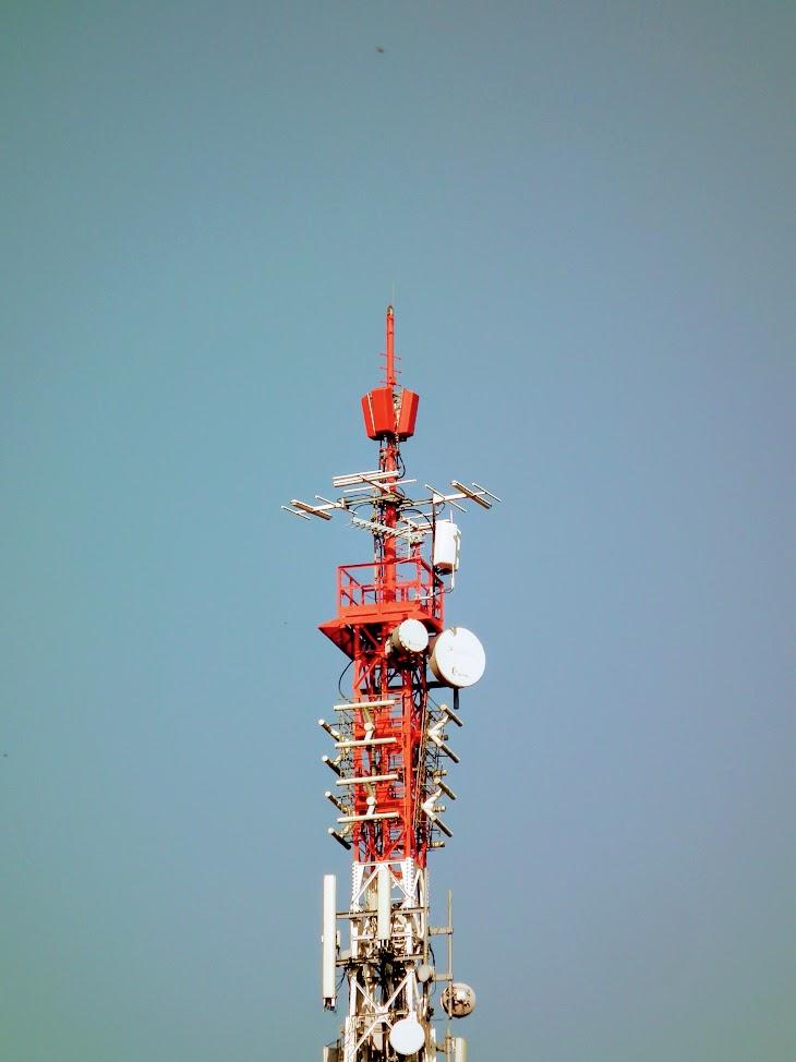 Ózd/Drótos-tető - TV-URH reléadó állomás