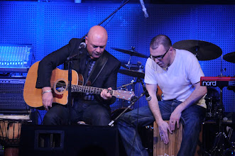 Photo: Deep and Blue release concert at THE HUBS