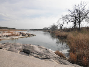 Photo: Inspiration for Rick's River North of San Antonio 1/31/2011