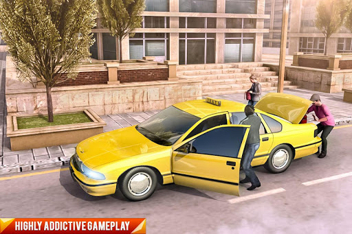 Drive Mountain City Taxi Car: Hill Taxi Car Games download 1