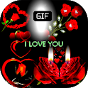 I love you images animated GIFS icon