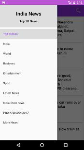 India News - náhled
