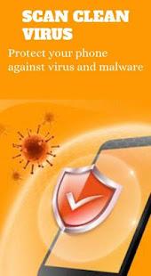 Super Antivirus 2020- Cleaner & Clean Virus - náhled