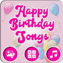 Happy Birthday Mp3 Songs 2019 icon