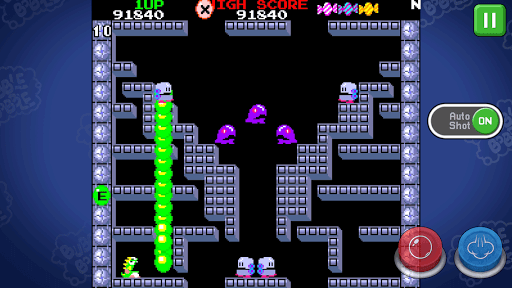 BUBBLE BOBBLE classic 1.1.3 screenshots 2