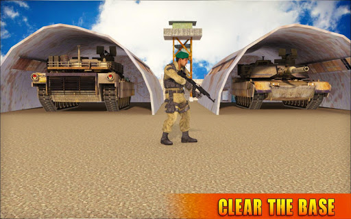 IGI: Military Commando Shooter 2.3.6 Apk for Android 5