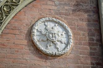 Photo: Simbolo del sole