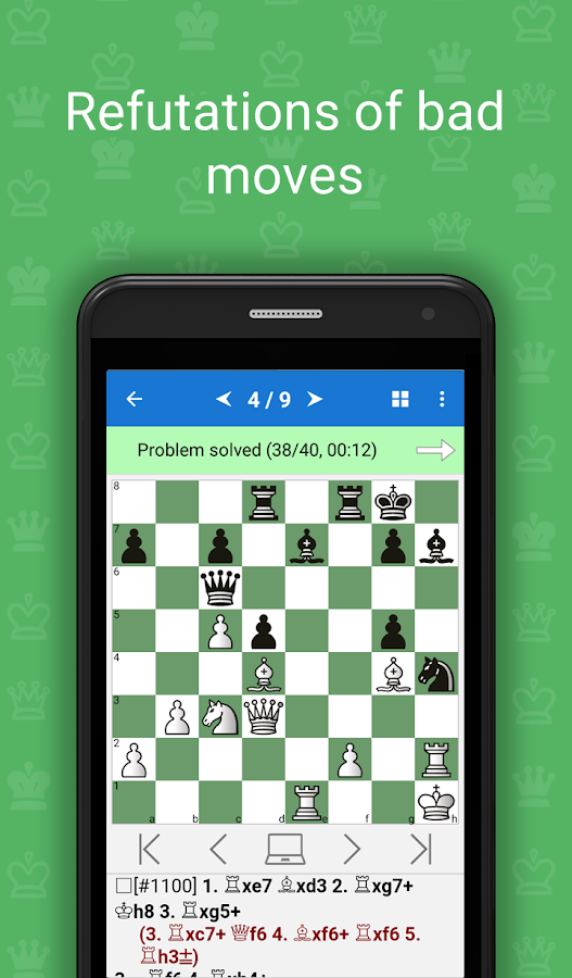Chess Strategy for Beginners- screenshot