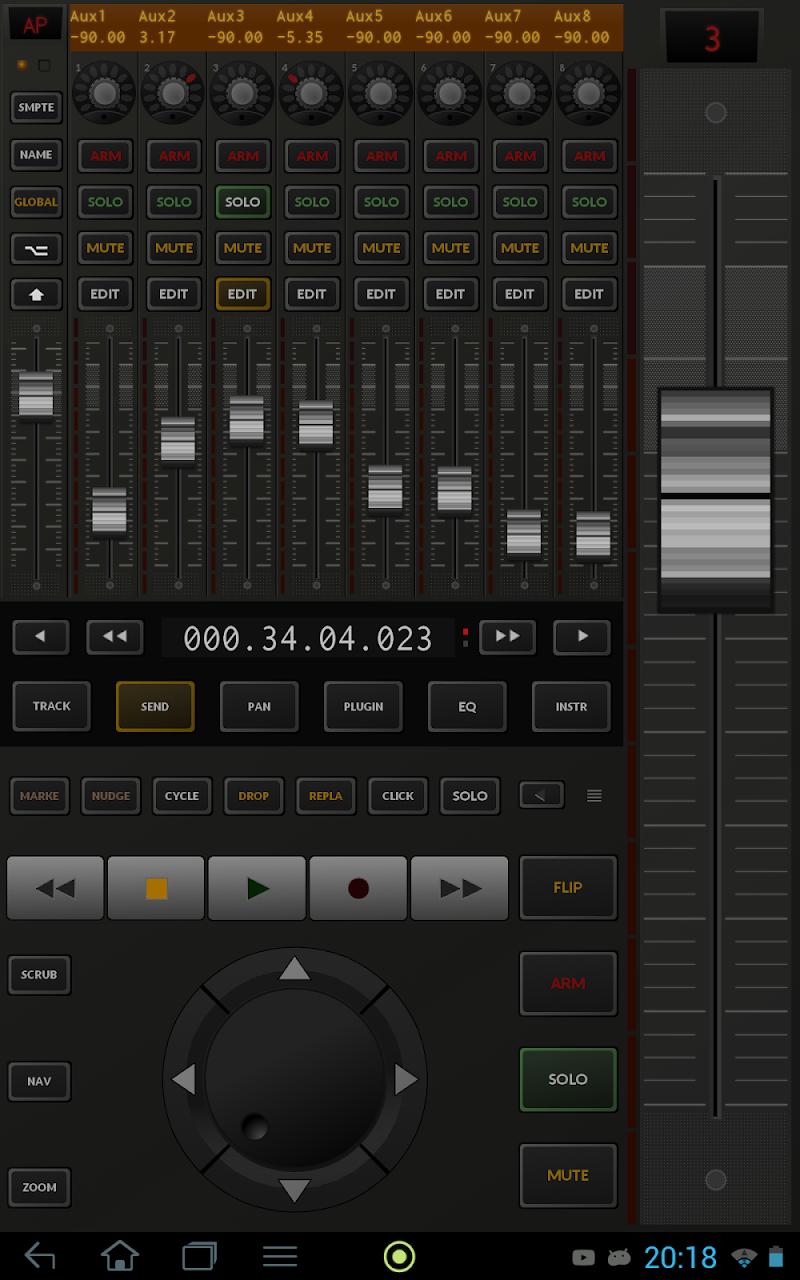 TouchDAW Screenshot 11