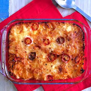 Provolone Cheese Pasta Recipes.