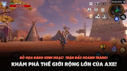 AxE: Alliance x Empire Việt Nam APK 1