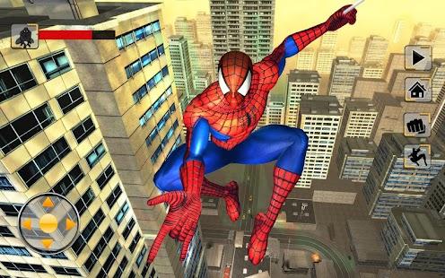 Neuvěřitelný Monster vs Spiderhero City Battle - náhled