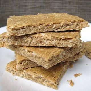 Peanut Butter Banana Protein Bars.