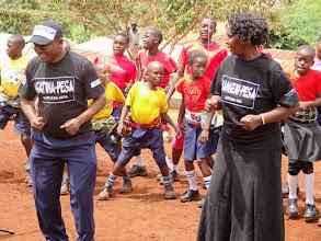 Photo: Gatina-Pesa nd Kangemi-Pesa dance off