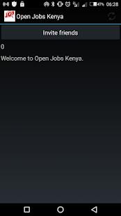 Open Jobs Kenya - náhled