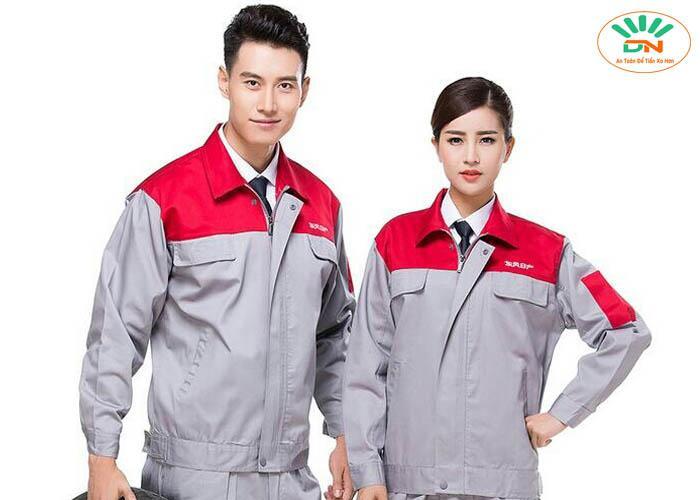 Lựa chọn quần áo bảo hộ công nhân tại Long Châu tại sao không?