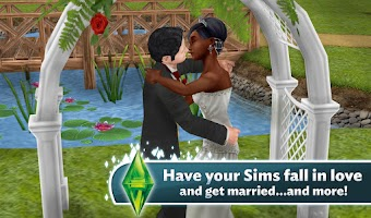 Screenshot of The Sims™ FreePlay
