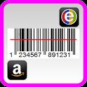 Preisvergleich bei Ebay und Amazon icon