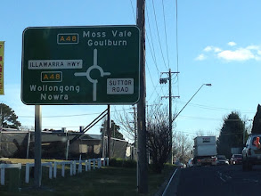 Photo: Day 10: On the way back to Moss Vale