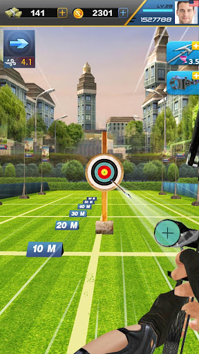 Download Elite Archer-Fun free target shooting archery game MOD APK 1
