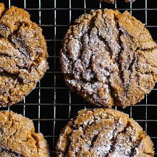 Browned Butter Sugar Cookies.