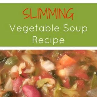 Slimming Vegetable Soup