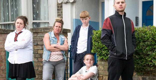 EastEnders Lorraine Stanley's has a 'heart of gold'