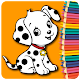 Dogs Coloring Pages For Kids APK