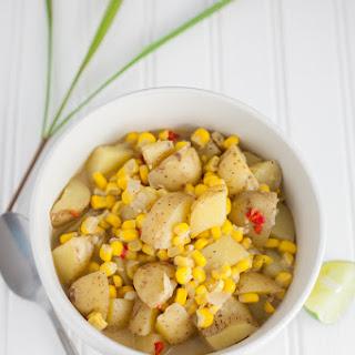 Coconut Milk Corn Chowder Recipes