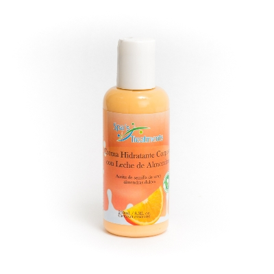 crema corporal treatment naranja 250ml